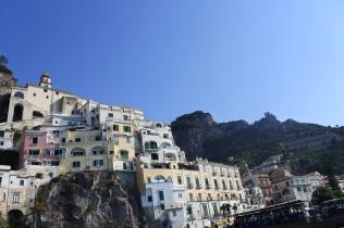 Beautiful Amalfi.