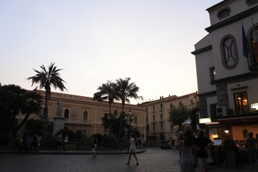 City centre, Sorrento